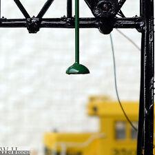 10 x OO / HO gauge LED wall ceiling lights Model street Railway lamp posts #R50