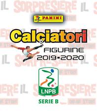 CALCIATORI PANINI 2019-2020 - FIGURINE A SCELTA (SERIE B) DALLA 597 ALLA 746