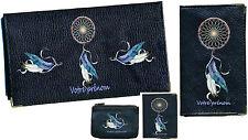 Porte Chequier Porte carte grise porte monnaie Dream catcher personnalise nom