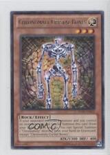 2012 Yu-Gi-Oh! Return of the Duelist #REDU-EN012 Chronomaly Crystal Bones Card