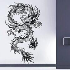 Top Design Oriental Dragon Wall Art Decal, Wall Art Decor, Wall Stickers - PD79