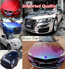 Glossy Metallic Chrome 3D 5D 6D Carbon Fiber Matte Vinyl Car Wrap Film Sticker