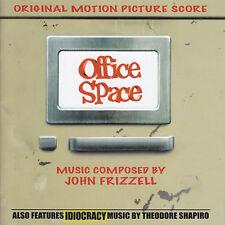 Office Space-1999-Score/Idiocracy-2 Orig Soundtracks CD