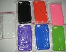 1 Stück iPhone 5C Protector 3D Schutzhülle aus Silikon Gel Cover Case Hülle