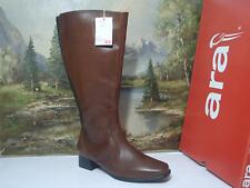 Ara Stiefel Stiefeletten Boots Damen Schuhe 41829-66 Gr.36-42,5 braun
