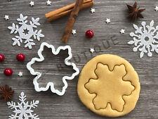 Snowflake Xmas Cookie Cutter 09 | Christmas | Fondant Cake Decorating | UK