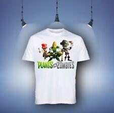 Boys Plants VS Zombies T-shirt Tops & Shirt