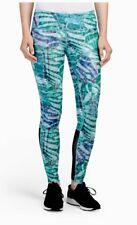 NWT Women MPG Mondetta Leggings Mesh Printed Multicolor Yoga Leggings XS S M