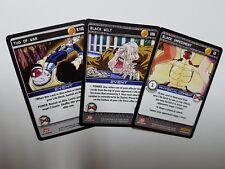 Dragon Ball Z Evolution - Common, Uncommon, Rare, S - YOU PICK FROM LIST