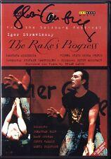 DVD Sylvain CAMBRELING Signed STRAVINSKY The Rake's Progress DAWN UPSHAW Hadley