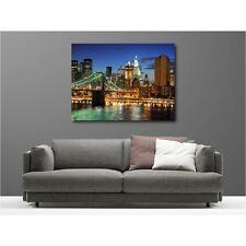 Tableau toile déco New York Pont de Brooklyn 3196156