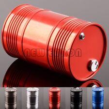 Aluminum CNC Oil Drum Fuel Tank 94*60MM FOR RC NITRO 1/10 1/8 Rock Crawler