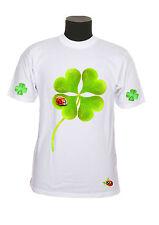 Tee-shirt adulte porte bonheur  du S au 2XL personnalisable avec prénom réf 26