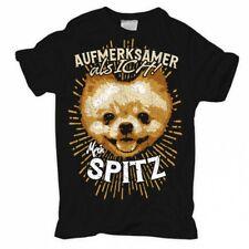 T-shirt spitz atenta perros raza criadores perros soporte cachorros Verein Dog primera potencia co