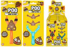 Emoji faccia Catapulta Fionda Bambini Party Borsa Filler Goody Toy Matrimonio Bottino