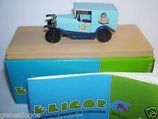 ELIGOR CITROEN 5CV 5 CV 200 KG CAMIONNETTE 1926 BEBE CADUM REF 1018 BOX 1/43 B