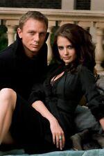 "Casino Royale 007 [Daniel Craig / Eva Green] 8""x10"" 10""x8"" Photo 61422"