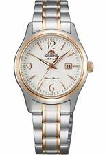 "ORIENT ""Charlene"" Classic Automatic Ladies 2 Tone Gold Watch NR1Q002W NR1Q003W"