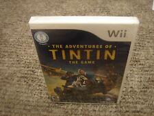 The Adventures of TinTin  (Wii, 2011)