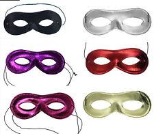 COLOURFUL DOMINO EYE MASK FOR SUPER HERO UNISEX MEN WOMEN FANCY DRESS SHOWS