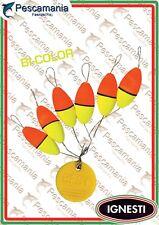 Flotter ovali bi-color Ignesti Nakazima segnafilo zatterini pop up