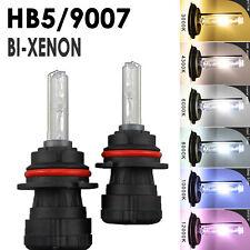 A1 2x BI-XENON HB5 9007 Hi Lo HID Bulb AC 35W Bright Headlight Replacement 4-12K