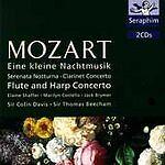 Mozart: Eine kleine Nachtmusik; Serenata Notturna; Clarinet Concerto; ( L N )