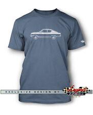 OPEL Kadett B Coupe 1965 - 1973 Men T-Shirt - Multiple Colors Sizes - German Car