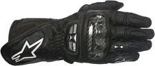 Alpinestars Stella SP-1 Womens Leather Racing Performance Gloves Black