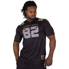 GORILLA WEAR Fresno T-Shirt Black/Gray