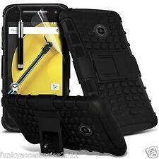Heavy Duty Shockproof Protection Hard Builder Phone Case✔Motorola Moto E3 Power