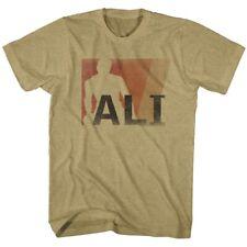 MUHAMMAD ALI ALI KHAKI HEATHER Men's Adult Short Sleeve T-Shirt