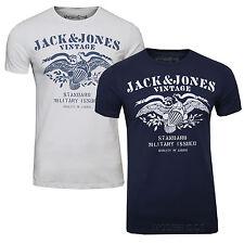 JACK & JONES VINTAGE T-SHIRT EAGLE TEE  PARTY FREIZEIT SPORT SHIRT Gr.S,M,L,XL,X