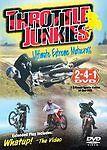 Throttle Junkies (DVD, 2006)
