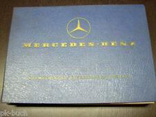 Teilekatalog Mercedes Benz Typ O 317 / 317.7 Bus Stand 02-1972