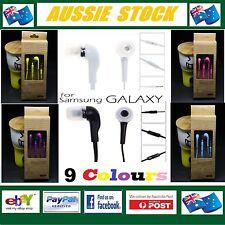 J5 Earphone Samsung Galaxy S2 S3 S4 S5 S6 S7 Note Edge Plus Tablet Mic Vol Mute