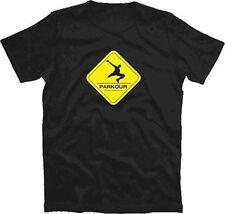 PARKOUR SPORTLER CROSSING II Freerunning parcour T-Shirt S-XXXL