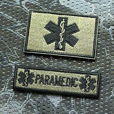 Aufnäher Patch Klett Sani Medic Sanitäter Bushcraft Prepper EDC Airsoft Tac