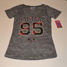 BNWT Toronto Raptors Women's T-Shirt (S) Shirt Ladies Kawhi Leonard Kyle Lowry