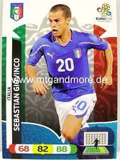 Adrenalyn XL EURO EM 2012 - Sebastian Giovinco - Italien