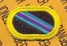 JOINT TASK FORCE BRAVO JTF-B SOCOM Airborne oval patch