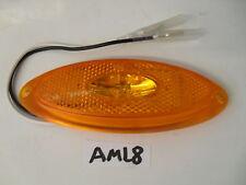 Jokon amber side indicator 12V LED caravan motorhome marker lamp inc. PCB  AML8