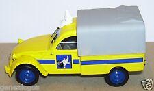 NOREV HACHETTE CITROEN 2CV 1964 MICHELIN PICK UP in blister BOX