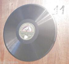 78 giri RPM Disco monarca grammofono S 8028 La forza del destino Verdi Victor