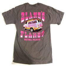 Blakes Flakes Metal Flake T Shirt Grey