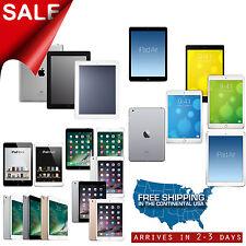iPad Air,mini,2,3,4 16GB/32GB/64GB/128GB AT&T-Mobile,Sprint,Verizon Wifi Tablet