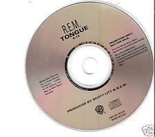 R.E.M. - Tongue (1994)  USA PROMO CD Single  REM