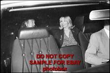 Amanda Lear - Exclusive Unpublished PHOTO Ref 251 Salvador Dali