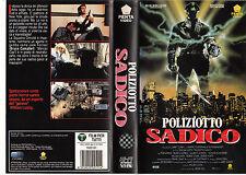 Maniac Cop. Poliziotto sadico (1988) VHS