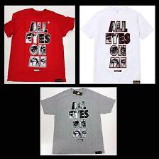 Hip Hop Tee Shirt - All Eyes On Me Urban Streetwear - Sneaktip